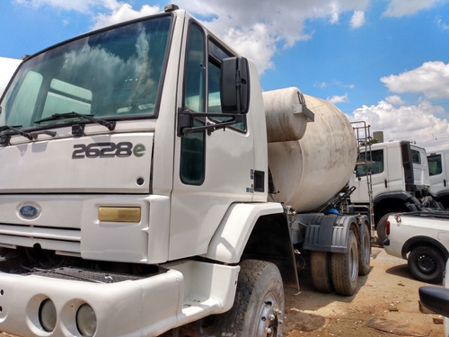 ford cargo 2628 ano 2007 no chassi por 72mil completo 85 mil