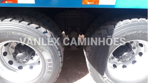 ford cargo 2628 comboio melosa traçado 6x4 ñ mb 2423 k 2729
