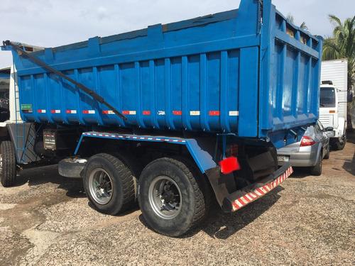 ford cargo 2628 e 2008/2009 caçamba 12 m³