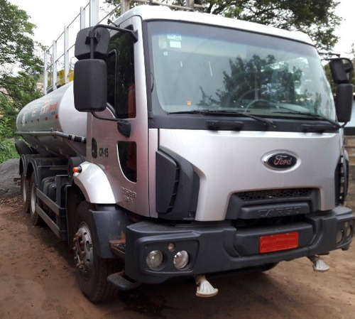 ford cargo 2629 6x4 ano 2012/2013 tanque pipa gascom