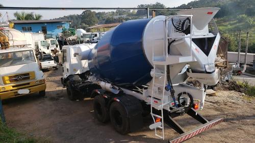 ford cargo 2629 ano 2013 betoneira liebherr