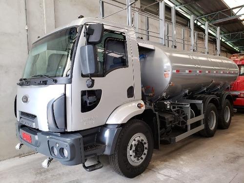 ford cargo 2629 bombeiro gascom tanque pipa completo