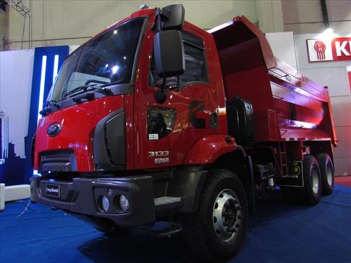 ford cargo 2629/3133 2018 okm caçamba