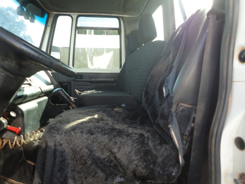 ford cargo 2631 caçamba