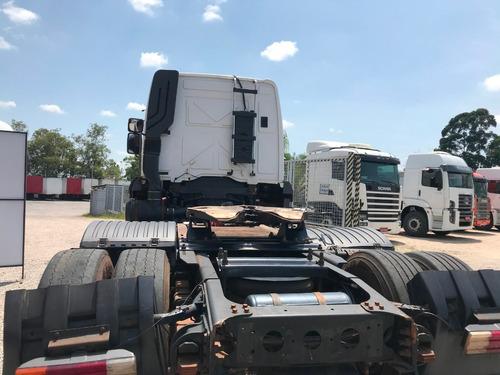 ford cargo 2842 6x2 2014 automático ! r$133.000