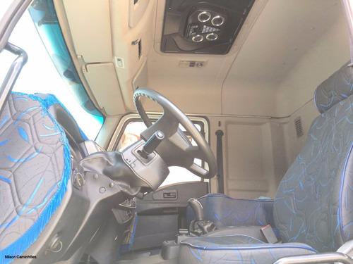ford cargo 2842 6x2 automático - 6662