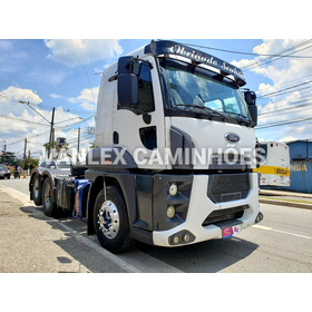 Ford Cargo 2842 6x2 Trucado Ñ 25390 25420 2544 Axor 2536