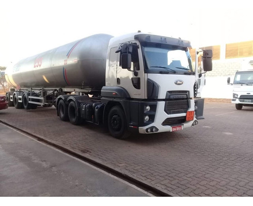 ford cargo 2842 automática