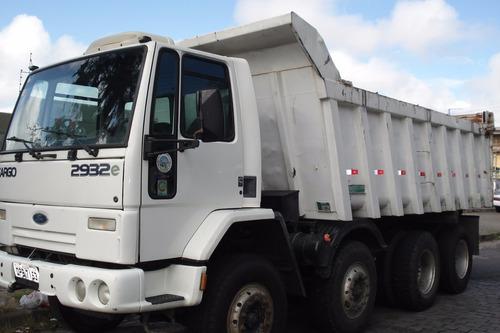 ford cargo 2932 caminhões