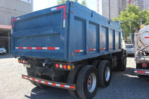 ford cargo 2932e 2008 tolva 6x4 184.000 kms facilidades