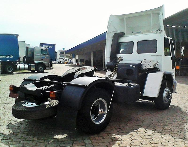 ford cargo 4030 ano 1999 impecável empresa caminhão de frota