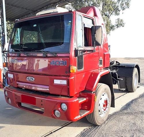 ford cargo 4031 2003 com serviço na grande sp