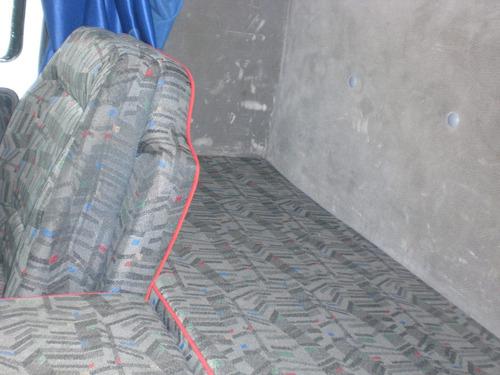 ford cargo 4432 2007 semi leito revisado com garantia novo!