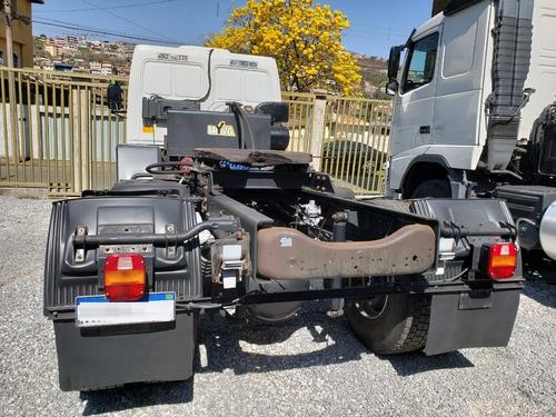 ford cargo 4532 4x2 ano 2011/20111 km 320.900 semi novo
