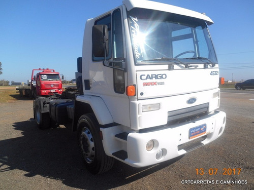 ford cargo 4532 motor novo  financiamos