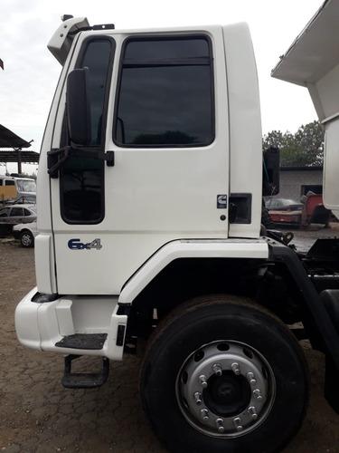 ford cargo 5032 caçamba 6x4 ano 2007