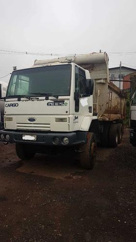 ford cargo 6332 6x4 2008
