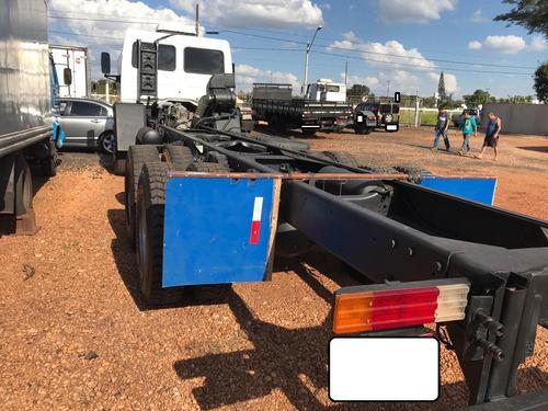 ford cargo 6332 e  6x4  ano 2008  -  traçado