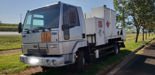 ford cargo 712
