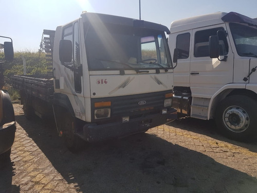 ford cargo 814  4x2