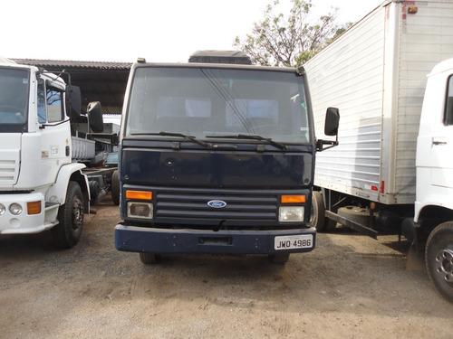 ford cargo 814 ano 97 carroceria