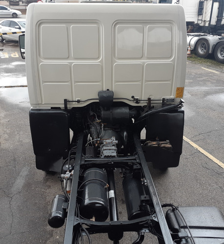 ford cargo 815, 08/09, chassi
