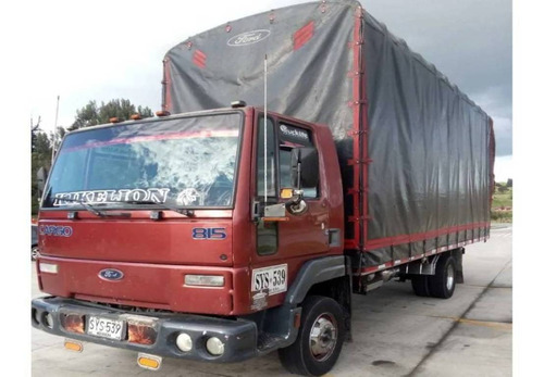 ford cargo 815 2004