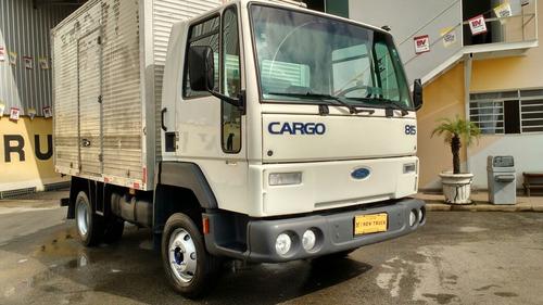 ford cargo 815 2004 bau vuc