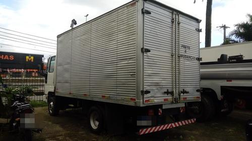 ford cargo  815 2008 baú