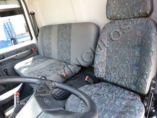 ford cargo 815 2010 chassi, sb veículos