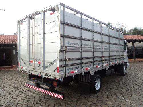 ford cargo 815 boiadeira/graneleira