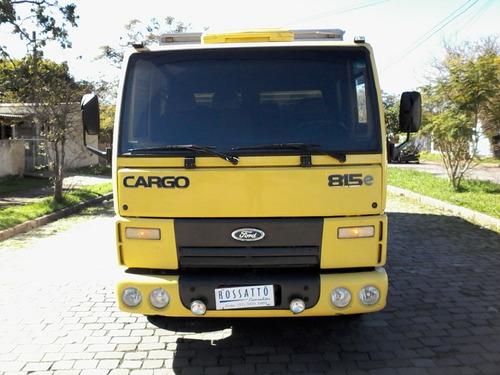 ford cargo 815 caminhões