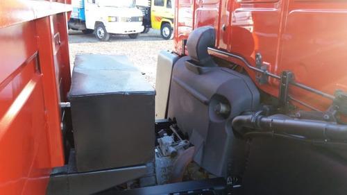 ford cargo 815 e - caçamba - fernando