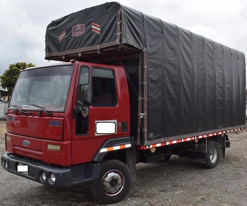 ford cargo 815 mod 2007