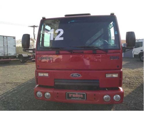 ford cargo 815  motor cummins
