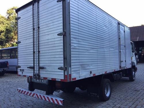 ford cargo 815 no baú, unico dono, 230.000km