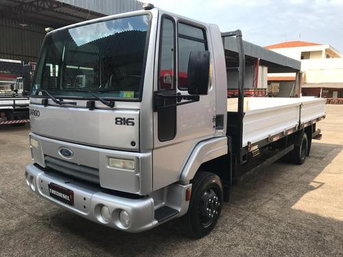 ford cargo 816 2013 carroceria