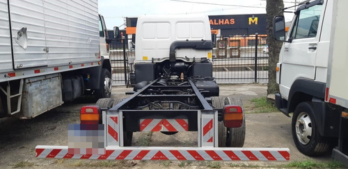 ford cargo 816 2013 no chassi   c/ ar condicionado