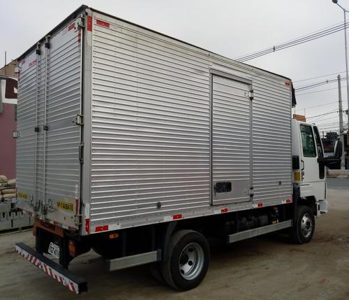 ford cargo 816 ano 12/13 com baú - não é 8150/815/9150/8160
