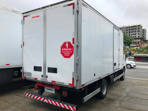ford cargo 816 ano 2013 bau 5,40 mts / ñ 915 10160 1016 710
