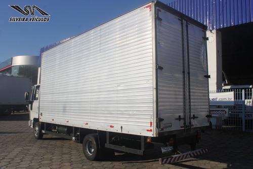 ford cargo 816 - ano: 2013 - baú grande