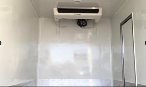 ford cargo 816 - baú frigorifico (leia a descrição)