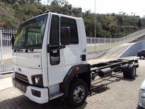 ford cargo 816 com ar condicionado