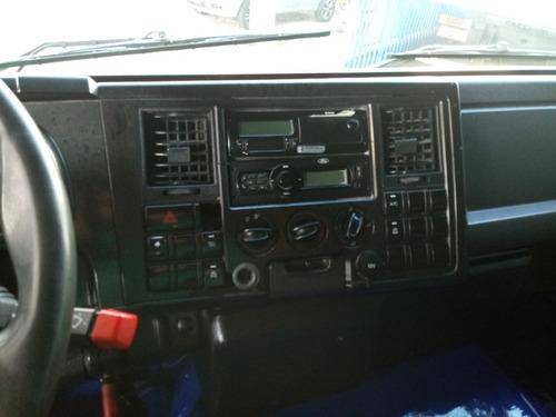 ford cargo 816 plataforma