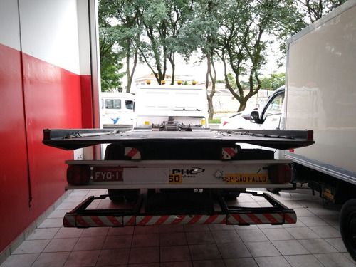 ford cargo 816 plataforma guincho com ar condicionado
