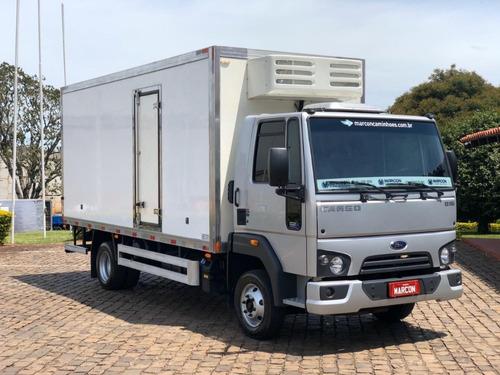 ford cargo 816 s câmara fria