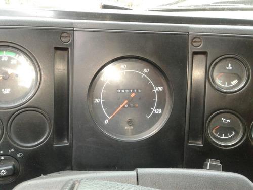 ford cargo 915 con caja playa 2005