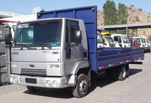 ford cargo 916 2018 $142.200 y cuotas fijas en $