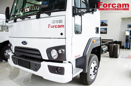 ford cargo 916 4x2 manual cabina simple 2017 forcam