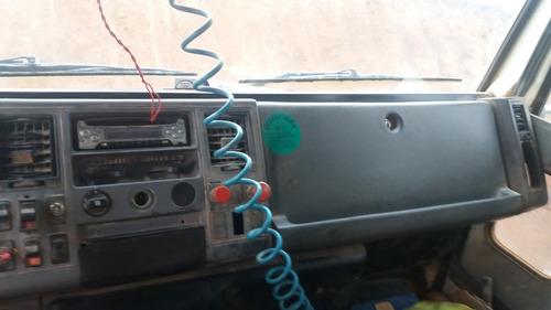 ford cargo basculante traçado 2626